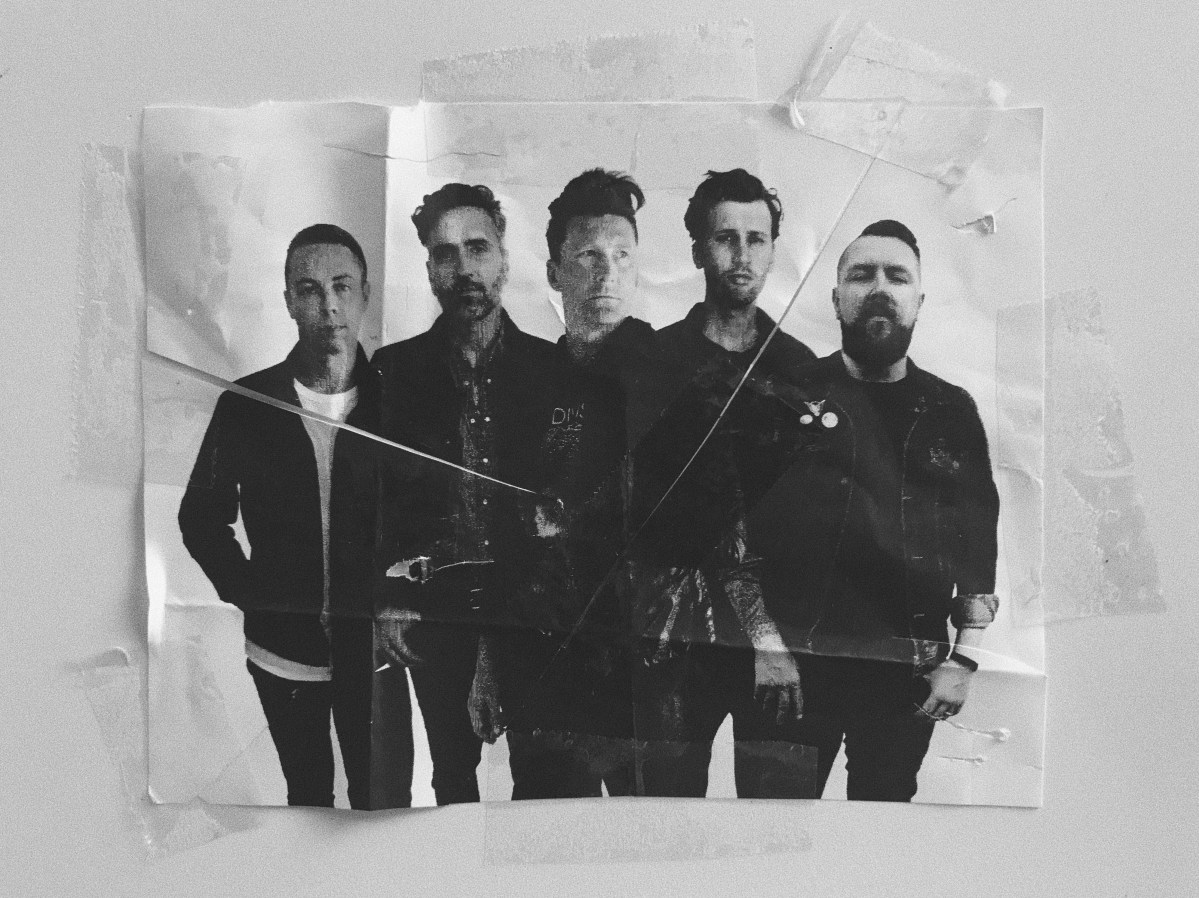 Don't expect Anberlin to make a comeback after their reunion shows